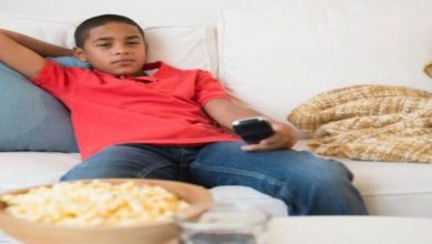 How to treat a lazy child